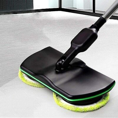 Wireless rotary electric mop Rechargeable Powered Floor Cleaner Scrubber Polishe