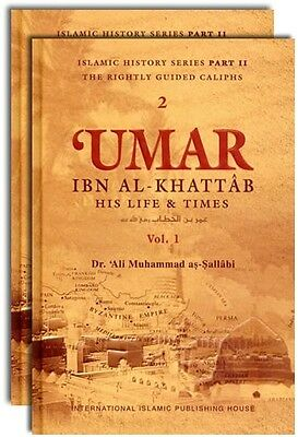 Biography of Umar Ibn Khattab (R): Life and Times (2 Vol) - HB (SLIGHT DAMAGE)