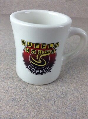 Waffle House Coffee Mug 8 Fl Oz Cup Diner Style Restaurant Ware By Tuxton