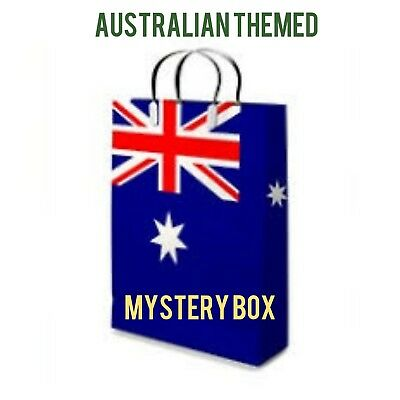 GRAB BOX Australian Themed