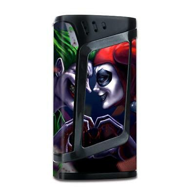 Skin Decal Vinyl Wrap for Smok Alien 220w TC Vape Mod stickers skins cover/ Harl