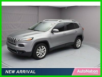 Jeep Cherokee Limited 2015 Limited Used 3.2L V6 24V Automatic Front Wheel Drive SUV