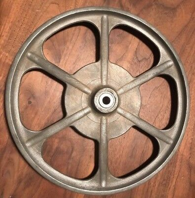 "Delta Rockwell 14"" Band Saw Upper Wheel Old Style Bandsaw"