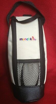 Munchkin Baby Bottle Warmer Bag with car Charging Adapter Travel Carry (#21)