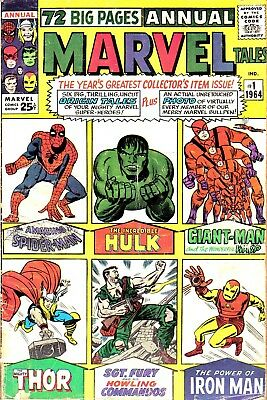 Marvel Tales Collection Of Nearly 300 Comics On Dvd
