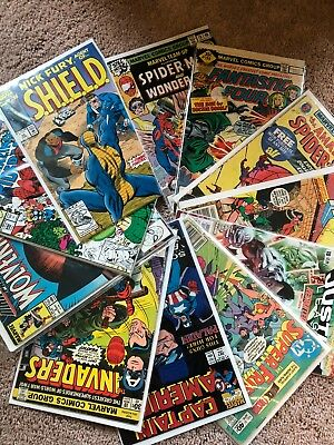 25 Count Random Comic Collection RARE Marvel DC and others MINT CONDITION