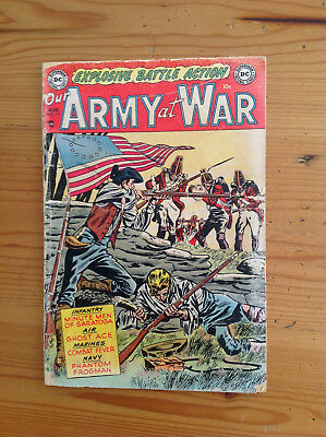 Our Army at War #13 Krigstein, Hasen, Grandenetti, Gene Colan