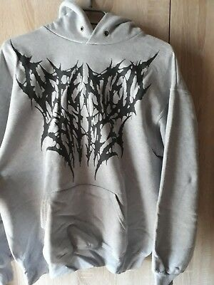 Defeated Sanity Hoodie M, Dying Fetus, Suffocation, Devourment