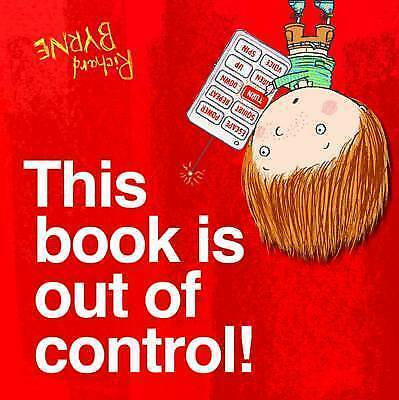 This Book Is Out Of Control / Richard Byrne9780192746306