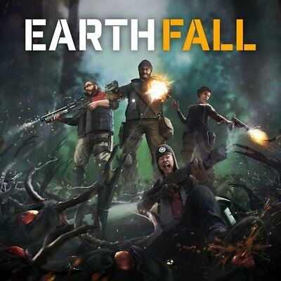 Earthfall (PC, 2017, Nur Steam Key Download Code) No DVD, Steam Key Code Only