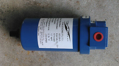 Great Lakes GC15-FA Coalescing air filter with float drain