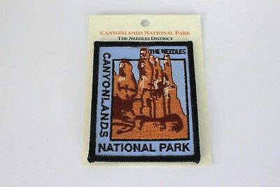 canyonlands patch - brand new