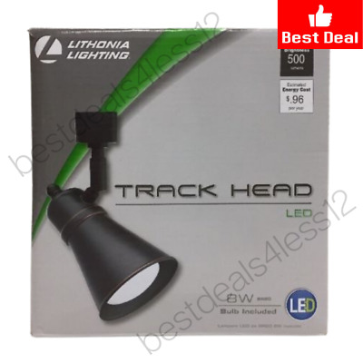 (New) Lithonia Lighting Track Head Led