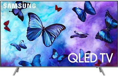 "Samsung QN49Q6FN 2018 49"" Smart Q LED 4K Ultra HD TV with HDR QLED"