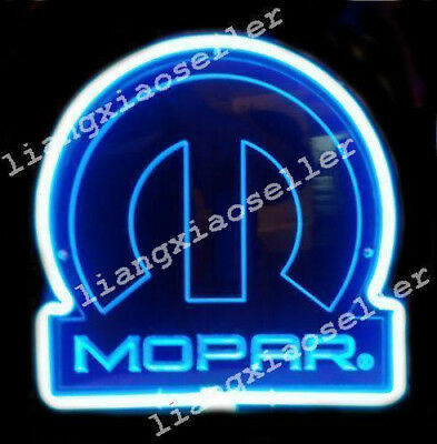 Dodge Mopar Car Parts Chrysler 3D Acrylic Neon Sign  Pub Store Beer Bar Light