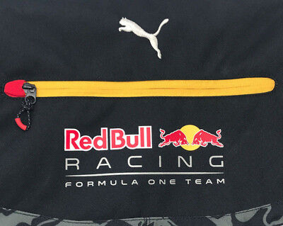 8a734fbe4707 Authentic Puma Red Bull Racing Tag Heuer F1 Team Messenger Bag Laptop Carry  On