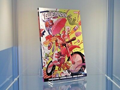 Marvel The Unbelievable Gwenpool Believe It Graphic Novel FREE P&P