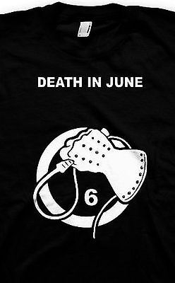 DEATH IN JUNE - Wiphand SHIRT # M Forseti Current 93 Sol Invictus Blood Axis NEW