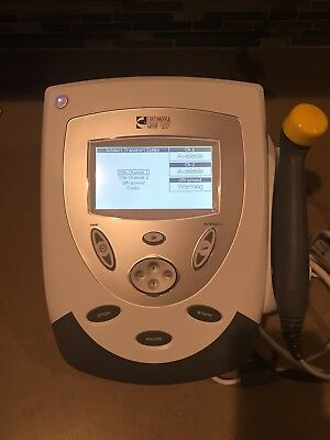 Chattanooga Portable Intelect Transport Combo 2738 w/ Ultrasound