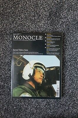 Monocle Magazine Issue 1 / March 2007