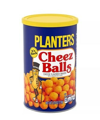 Planters Cheez Balls NEW RELEASE In Hand!