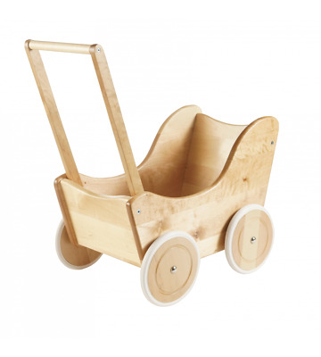 A gift for a child on the first birthday to play from natural wood For a girl