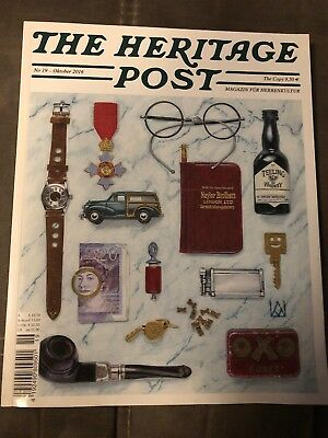 The Heritage Post, Nr. 19, Neuwertig!
