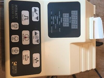 Chattanooga Intelect Legend 5cm Ultrasound Chiropractor And Physical Therapy