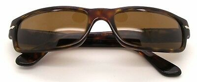 5f6475ce53bcd2 PERSOL 2727 24 33 SUNGLASSES TORTOISE   BROWN LENSES size 56