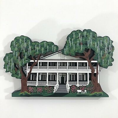 Shelia's Collectibles Tidalholm Edgar Tripp House Beaufort South Carolina LWC01