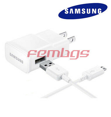 """NeW OEM Samsung Galaxy Tab A 10.1 4 7.0 8.0 S2 9.7"""" Travel Wall Adapter Charger"""