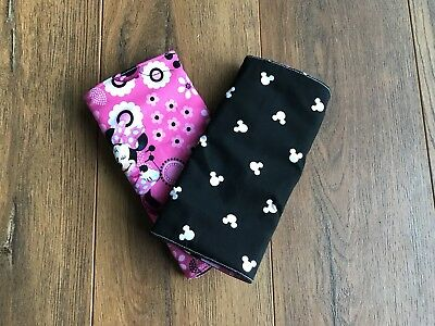 Minnie Mouse Drool Pads Suck Pads Tula Ergo Lillebaby