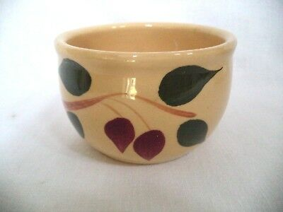 Watt Pottery Red Bud Tear Drop #75