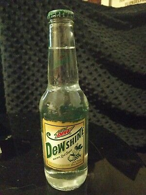 MOUNTAIN DEW SHINE Dewshine Limited Edition Unopened 12oz Bottle