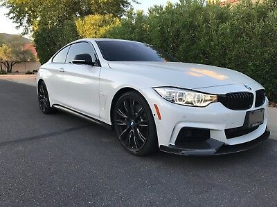 2015 BMW 4-Series  2015 BMW 435i Coupe M Performance Edition Only 200 made