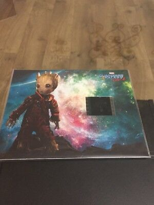 Guardians of the Galaxy 2 Bam Box Exclusive Premier Film Movie Cell Limited Edit