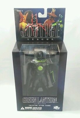 DC Direct Alex Ross Justice League ARMORED GREEN LANTERN Action Figure NEW