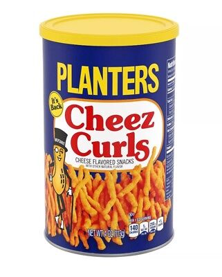 Planters Cheez Curls NEW RELEASE In Hand!