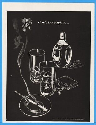 1953 Haig & Haig Scotch Whisky Cigarette Holder Jewelry Gift Advertising Art Ad
