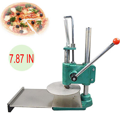 Dough Roller Dough Sheeter Pasta Maker Household Pizza Pastry Machine Stainless