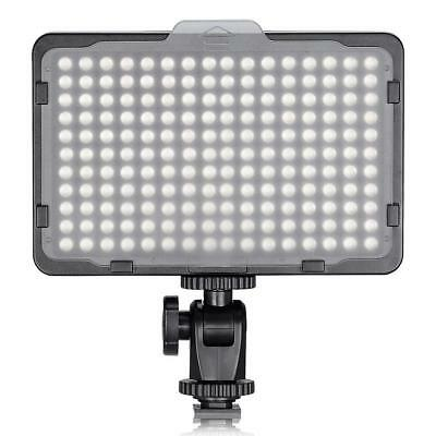 TOLIFO Photo Studio 176 LED Ultra Bright Dimmable On Camera Video Light for