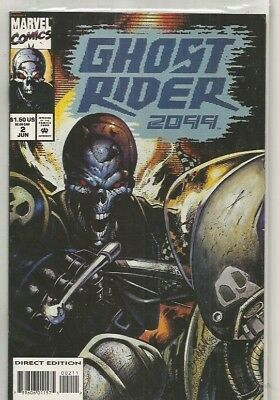 Ghost Rider 2099 # 2~*~*huge Sale Blowout Sale~*~*very Fine Plus
