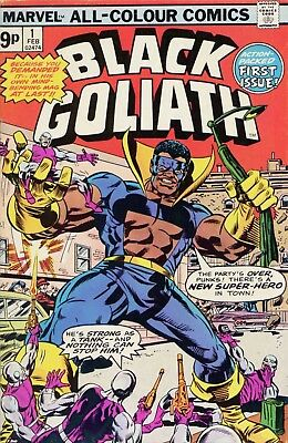 Marvel Bronze Age Collection 100+ Comics On Dvd Black Goliath Skull Eternals ++