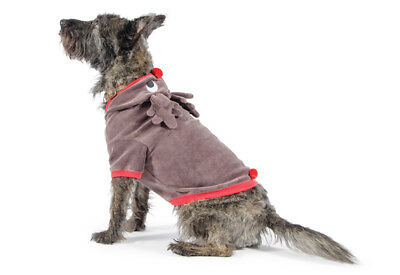 Ancol Cute Reindeer Dog Xmas Suit, Jumper. 3 Sizes XS, S, M.