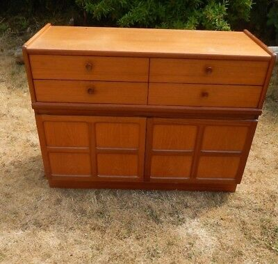 Vintage Retro Nathan Sideboard House Clearance