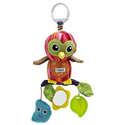 CLEARANCE Lamaze Oliver the Owl Cirb Cot Bed Pushchair Pram Buggy Baby Soft Toy