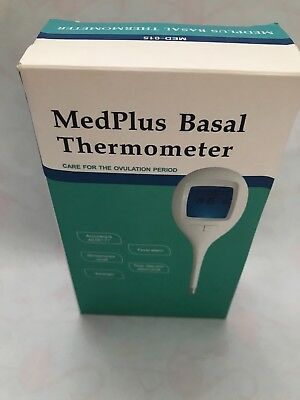 medplus basal thermometre for fertility tracking