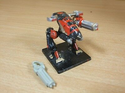 Plastic Space Crusade Dreadnought Poorly Painted (4129)