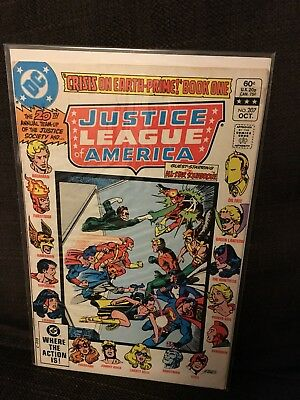 Justice League of America vol 1 Issue 207 DC JLA