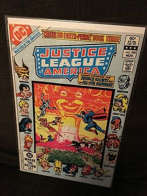 Justice League of America vol 1 Issue 208 DC JLA